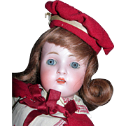 "15"" #136 Hertal Schwab Bisque Girl"