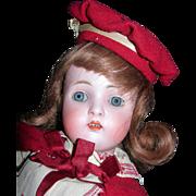"""15"""" #136 Hertal Schwab Bisque Girl"""