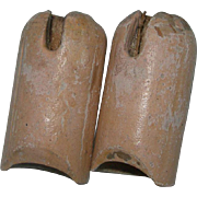 Small wooden Upper thighs or arms