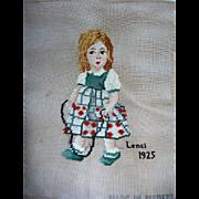 Lenci Needlepoint Canvas