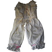 Antique Cotton Underwear/bloomers