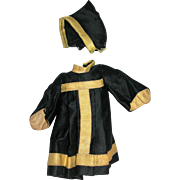 All bisque Munich Child costume