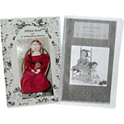 """Althea Rose"" A Williamsburg Memory Cloth Doll Pattern"