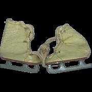 Vintage Sonja Henie Skates