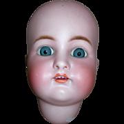"""13 1/2""""HC Simon-Halbig K*R Bisque Head TLC"""
