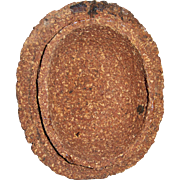 Large Cork Pate for French Doll