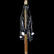A Small wood/metal Umbrella frame for French Fashion dolls