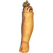Right Leg 4 German Body Deeply Molded foot