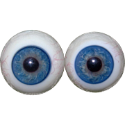Lifelike Mannequin German Glass Blown eyes