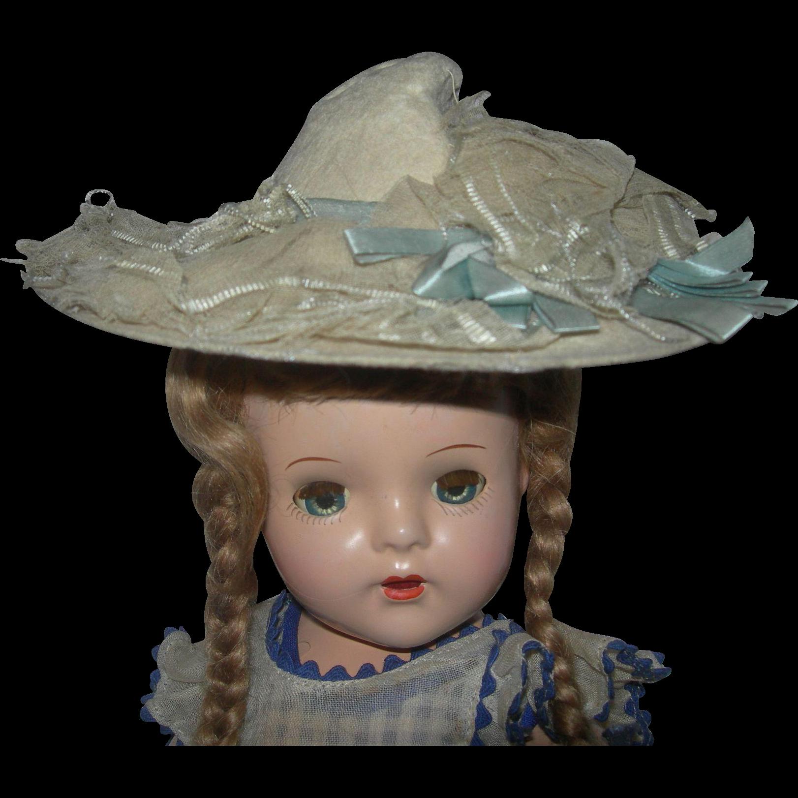 Vintage Felt Hat 6