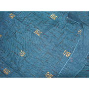 Vintage-Challis-Oriental-pattern-material  for bisque dolls