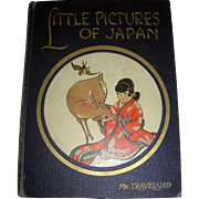Little Pictures Of Japan My travelship book circa 1925