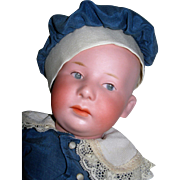 "14"" #6894 G Heubach Pouty Baby Intaglio eyes"