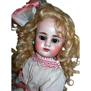 """Simply Gorgeous Rare B&P #247 Dep Doll 15""""tall Cabinet Sized"""