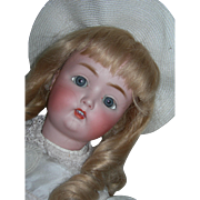 "21"" #264 Catterfelder Puppenfabrik K&C0 Gorgeous Doll!"