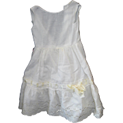"Vintage Petticoat/bloomers combination for 22-26"" bisque doll"