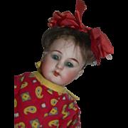 """8"""" #1078 Simon Halbig Darling Little Flapper Girl"""