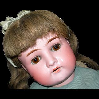 "Adorable Childlike Face 22"" Schoenau Hoffmeister #1912.4"