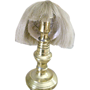 Googly Mohair Wendy Feidt Wig 5 1/4 inches