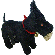 Key Wind  4 Inch Mechanical Scottie