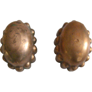 Two Miniature Copper Molds 2.5 Inches
