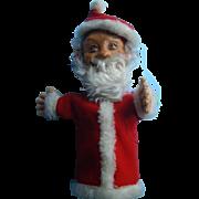 Vintage Steiff Santa Puppet