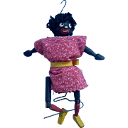 6 Inch Pop-up Golliwog Ornament