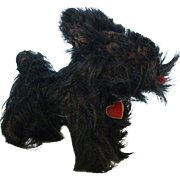 Miniature Scottie for German or French Fashion