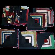 15 Ribbon Quilt Squares