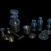 Assorted Brass Miniature Pieces