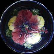 Moorcroft Miniature Pottery Bowl