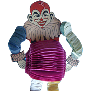 Clown with Honeycomb Limbs