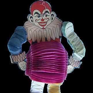 Clown with Honeycomb Limbs