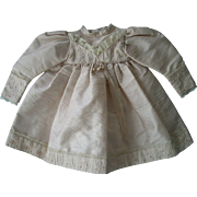 Small Silk Pink Dress