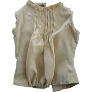 Linen Blouse  for Bisque or China