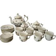 Dolly Size Tea Service for Six