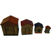 Houses for Your Babuska Matryoshka nesting dolls .