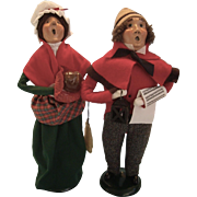 Buyers' Caroler Dolls for Christmas