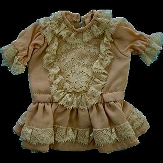 Older Gabriella Six Inch Doll Dress