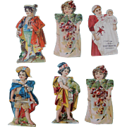 Advertising Paper Children Scrap