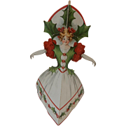 7.5 Inch Stand-up Holly Doll