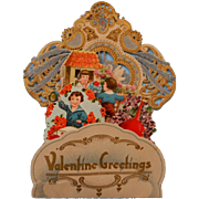7.25 Inch Fold-out Valentine