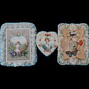 3 Valentine Cards