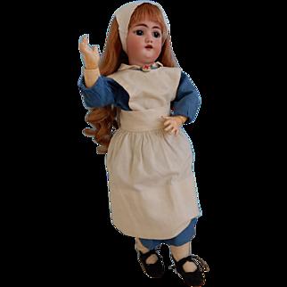16.5 Inch Early 189 Dolly as Nurse