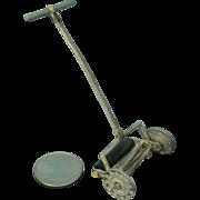 Miniature Soft Metal Push Mower