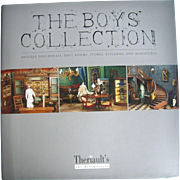 'The Boys Collection' Catalog of Miniatures, Rooms and Doll Houses