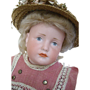 Cabinet Size 114 Gretchen German Character