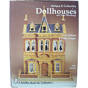 'Antique and Collectible Dollhouses' Reference Book