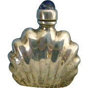 1.16 Inch Sterling Perfume Bottle