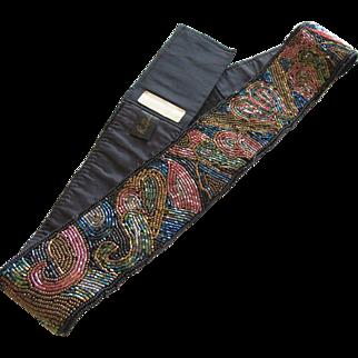 Vintage Regale LTD Beaded Belt